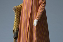 Early 1800 Fashions