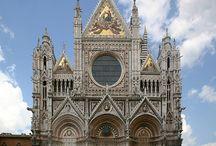 Włochy - Katedra Siena ok. 1300 r