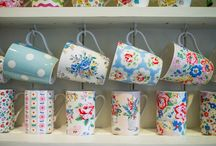 Cath Kidston at Bibelot / We are official Cath Kidston Stockists. We love the quirky prints & well just about everything about the designs really. Our products range from bags, accessories, homeware, crafts & much more. Here are examples of some of our Stock here at Bibelot