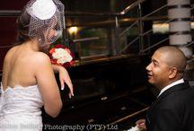 Weddings / Beautiful people tying the knot
