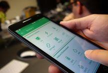 CoolFarm Apps / iOS and Android