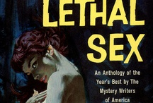 Pulp / Pulp book covers