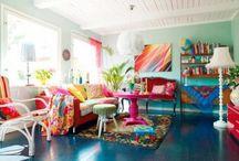 Living Room Redo / by Pretty Darn Cute Design