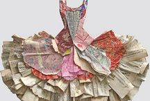 Paper craft / Paper art craft papercraft paperart bookart