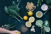 Perfect Earth Foods - Moodboard