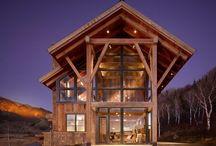 통나무 집