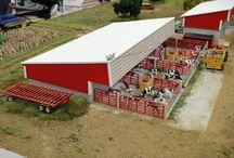 Display farm