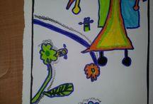 Wednesday after school art class