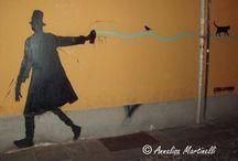 Paese che vai, graffiti che trovi / Graffiti nel mondo
