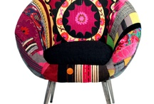 Interiors-Upholstery / by Kyra Williams