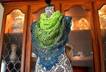 Crochet - Shawls, Scarves etc