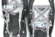 Sports & Outdoors - Snowshoeing