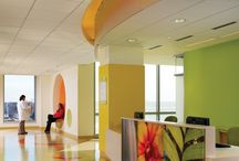Healthcare Interiors / Inspiring spaces for healthcare.