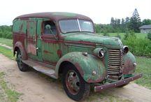 Samochody zabytkowe pre WWII