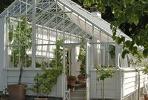 Greenhouse / Ideas for a beautiful and practical greenhouse