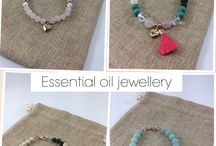 Bracelet collection / Essential oil Jewellery