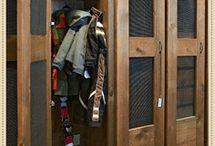 Mud room garsge / by Tracey Bricker