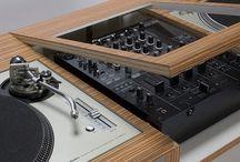 Audio - DJ Booth