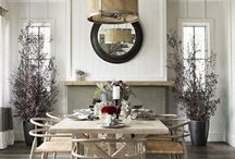| SPACES FOR DINING |