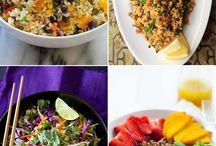 Salads / by Audrey Woitowicz