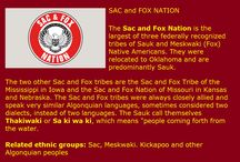 SAC AND FOX NATION / AMERICA'S INDIGENOUS PEOPLE