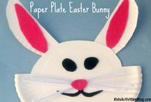 Easter / Easter activities for school  / by Lucy Aurelius