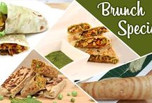 Brunch Special / All the recipes are quick easy and delicious! Try it now / by Rajshri Food