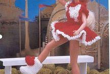 Barbie crochet / by Freddie-Marie Sanctuary