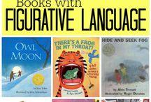 Books - Figuarative Language