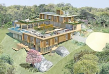 My Projects - Architecture and Sustainability / by Flavia Machado