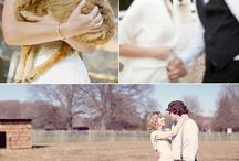 Wedding on a farm / Styling and decoration for an outdoor, rural and rustic farm wedding