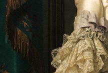 Art detail fabrics