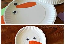 wanna build a snowman? / all sorts of Snowman inspired activities