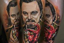 Tattoo Portraits / The best Tattoo Portraits
