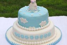 torta battesimo flavio