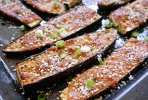 I Love Eggplant / Healthy and Delicious Meat and Dairy-Free Eggplant Recipes / by Joanne L. Mumola Williams