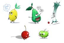 Fruits & Légumes & autres ... / fruits et légumes