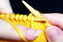 Knitting / by Annette Gibson