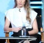 ALYCIA DEBNAM-CAREY at The  Panel at  Winter TCA Tour in Pasadena