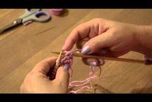 Knitting / Un poco de todo, en dos agujas