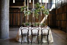+ WEDDING// DINING +