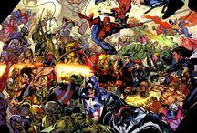 Comics and Superheros