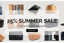 Ham Lerche : Summer Sale 2016 / Our first summer sale 2016.