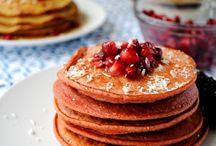 Pancakes/Pfannkuchen