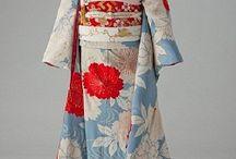 Kimono / Japanese Native Costume