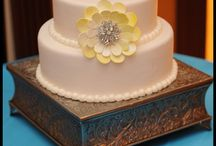 Wedding Cakes / A collection of wedding cakes photographed all over the country.