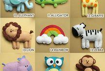 Handmade toys