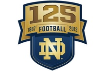 NDFB125  / Notre Dame football celebrates 125 years in 2012. This is a board featuring some of the great pictures we've found as part of our research for our 125 Moments project. Check out 125.nd.edu for more. / by Notre Dame Athletics