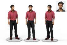 Our 3d Selfie Figurines