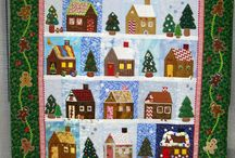Quilts: Christmas inspired